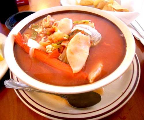 Casa Sanchez Mexican Restaurant - 7 Seas Soup - Siete Maress - Crab Legs, Oyster